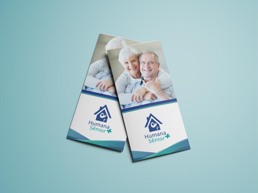 Tri-Fold Brochure Mockup - Free Versio2n